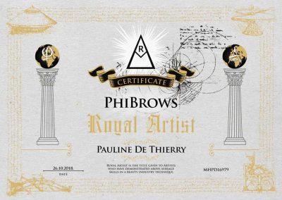 Pauline_Phi_Brows_Certificate